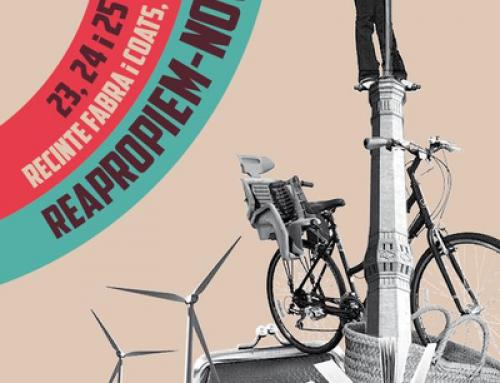 El Fuel Poverty Group a la Fira d'Economia Solidària de Catalunya