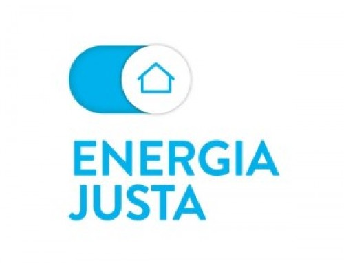 Energia Justa y Nuevo Logo
