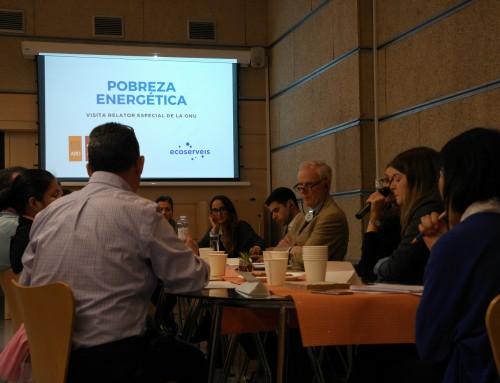 La Pobreza Energética en España y el Informe del Relator de la ONU