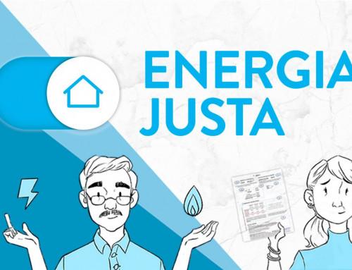 ¡¡Energia Justa Madrid amplía el equipo!!
