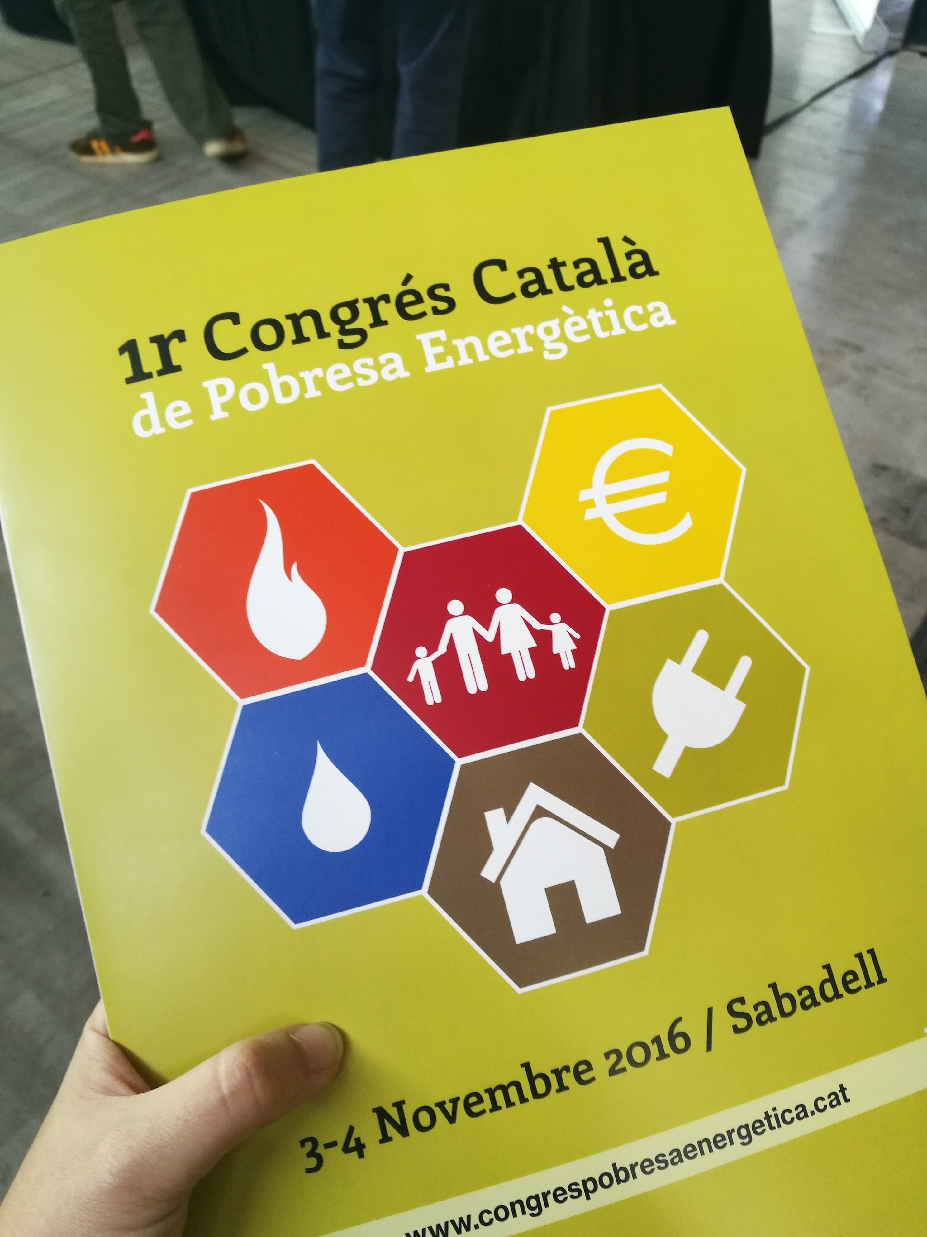I Congreso de pobreza energética en Catalunya