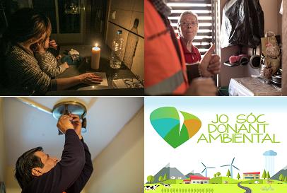Ajuda'ns a combatre la pobresa energètica amb Kits d'eficiència