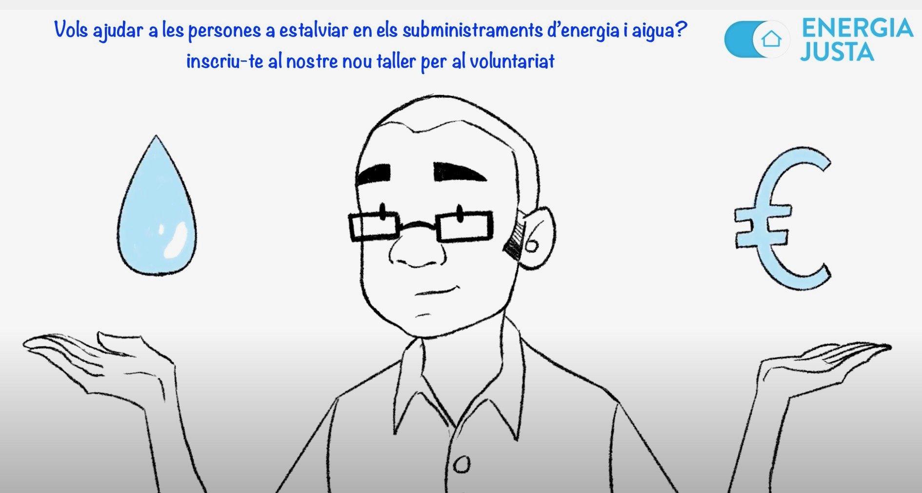 Formació Online al Voluntariat d'Energia Justa – 2, 3, 9 i 10 de Desembre